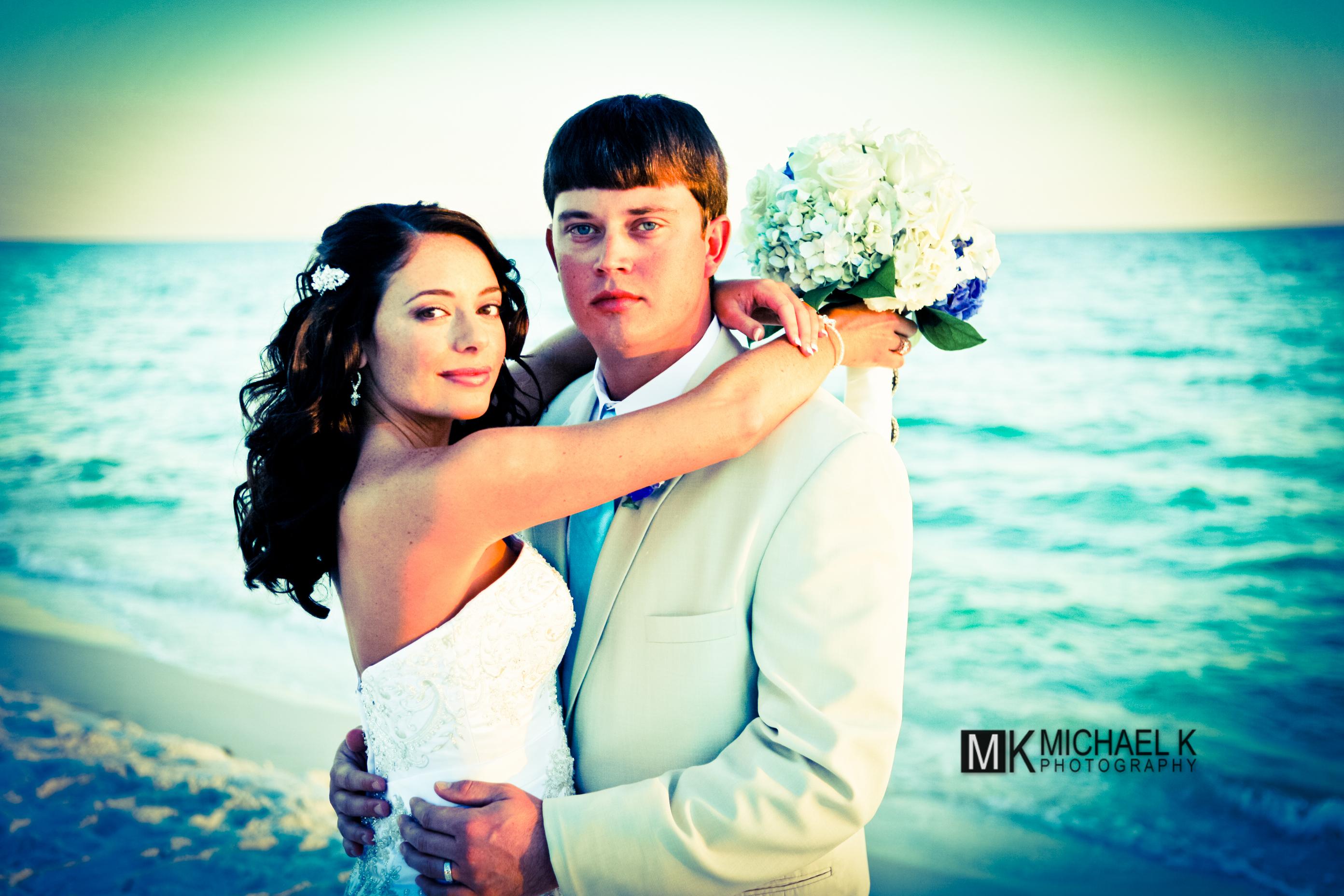 Mallory And Bradley Wedding Henderson Park Inn Destin